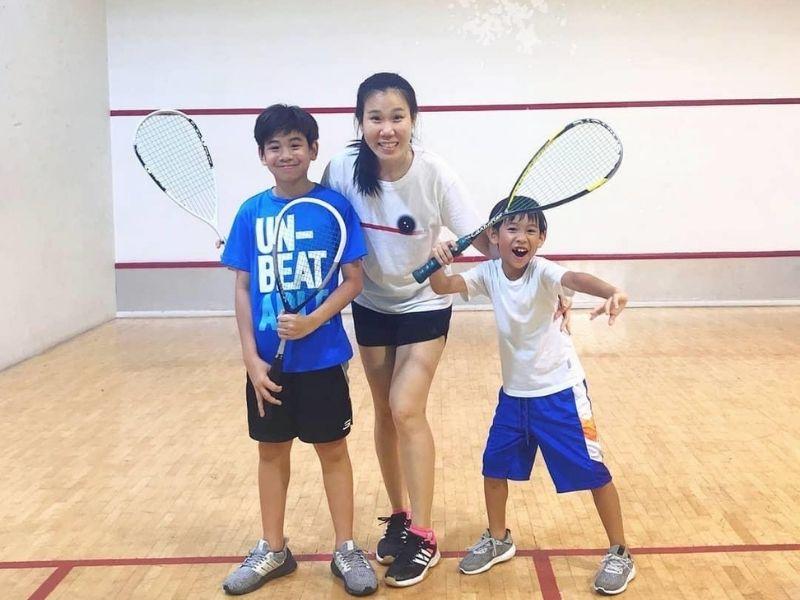 squash สอนสควอช15