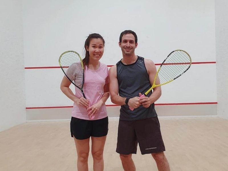 squash สอนสควอช9